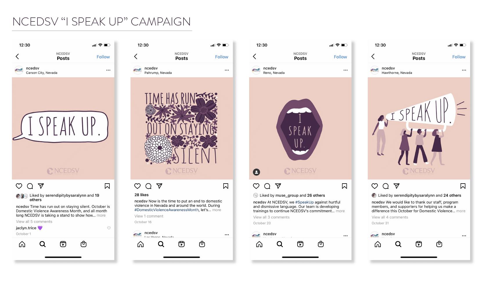 MG-I Speak Up Design Portfolio