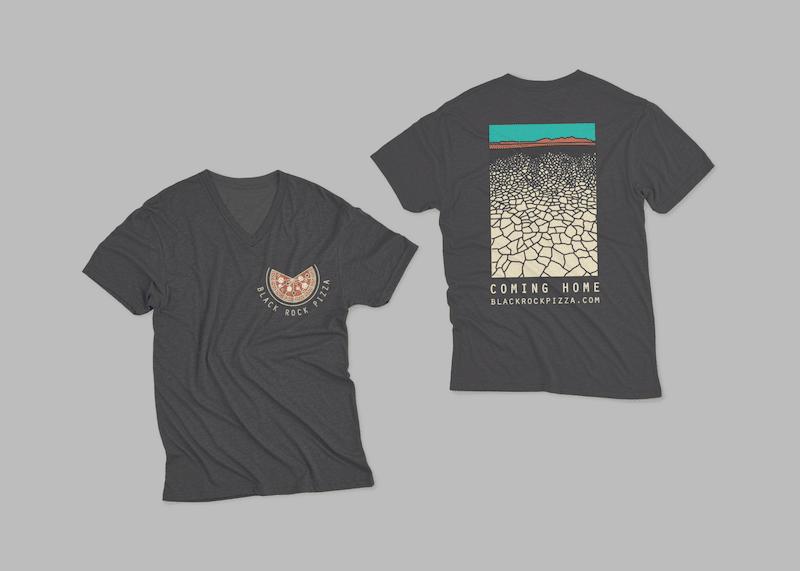 MG-New Website Black Rock Pizza Branding Tshirts