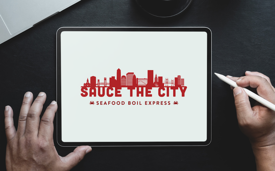 MG-New Website Sauce the City Branding