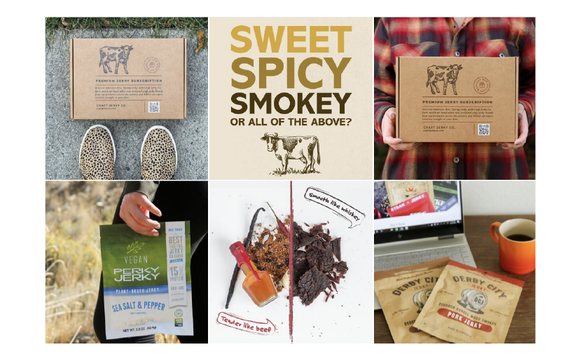 MG-SM Craft Jerky Co Grid Example